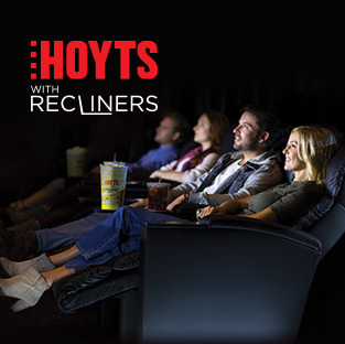 Win a year of free movies with Hoyts Recliners