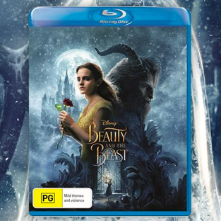 Win 'Beauty and the Beast' Blu-ray