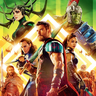 Win 1 of 10 'Thor: Ragnarok' prize packs